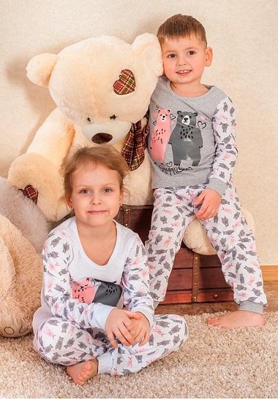Пижамы для детей. Прост ли выбор?