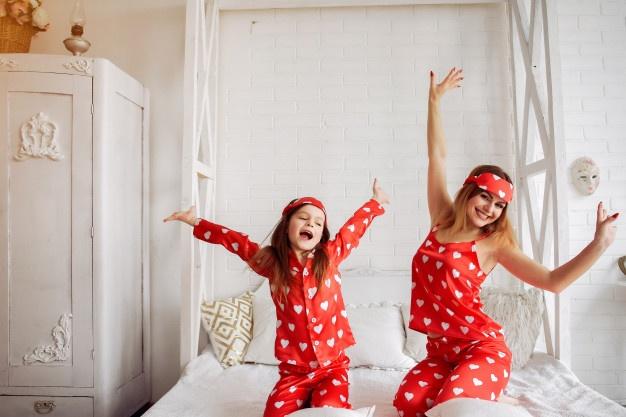 Как определить размер пижамы?